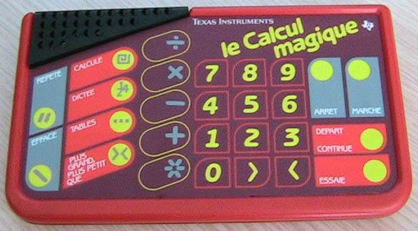 le calcul magique jeu ducatif parlant lieu de distribution france europe usa