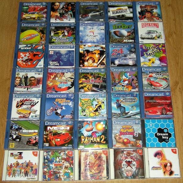 Sega - Jeux Dreamcast